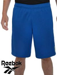 Men's Reebok 'WorkOut Pique' Short (Z92466) x3: £4.50